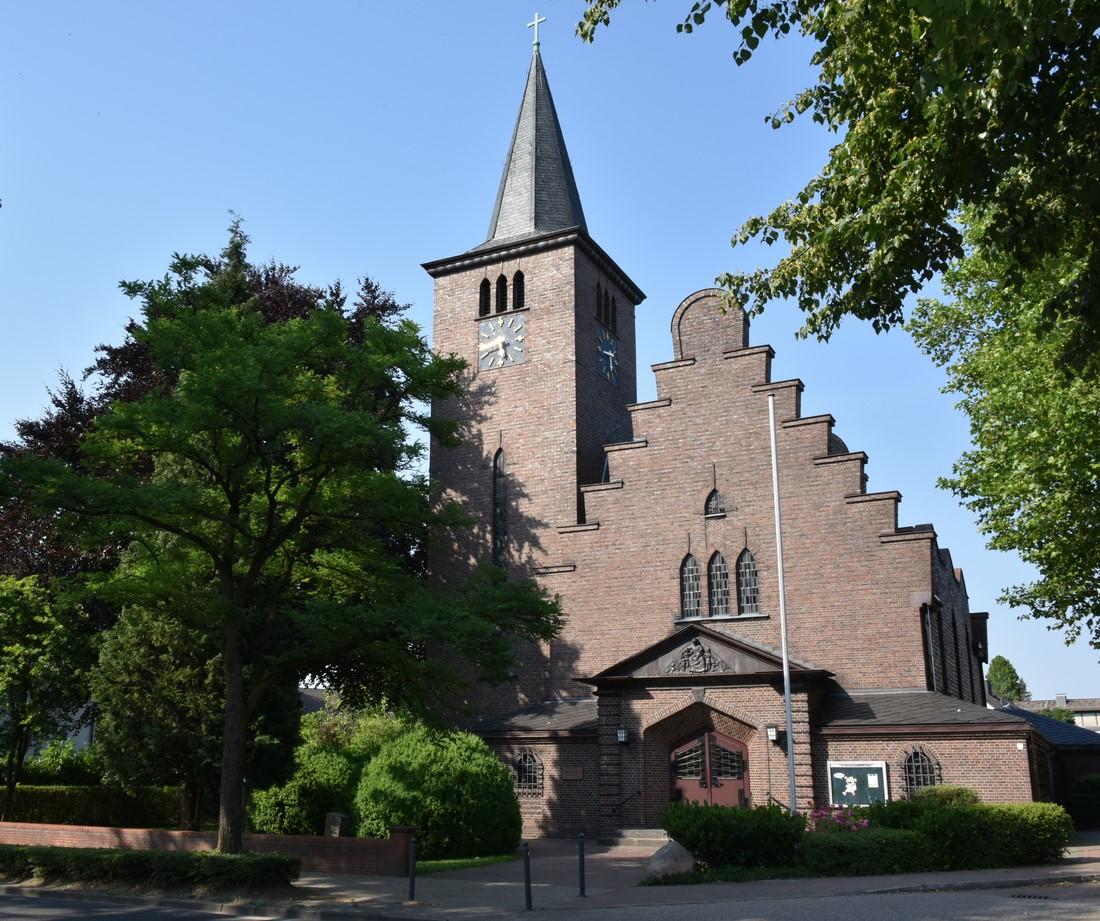 Evangelische kirche mettmann